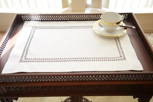 Double Twisted Hemstitch Placemat